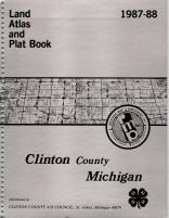 Title Page, Clinton County 1987